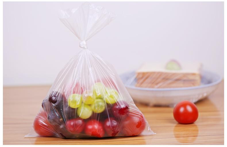 非塑保鲜袋,助力食品安全